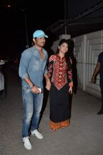 Sushant Singh Rajput, Ankita Lokhande at Tanu Weds Manu 2 success bash in Mumbai on 27th May 2015 (64)_5566ea6d3bfb9.JPG