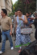 Tabu at Fitoor on location in Mumbai on 27th May 2015