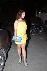 Tanisha Mukherjee at Tanu Weds Manu 2 success bash in Mumbai on 27th May 2015