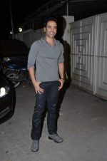 Tusshar Kapoor at Tanu Weds Manu 2 success bash in Mumbai on 27th May 2015