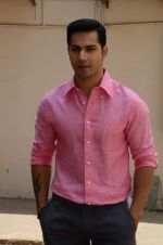 Varun Dhawan photoshoot for the film ABCD in Mumbai on 27th May 2015