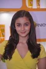 Alia bhatt at garnier event in Mumbai on 28th May 2015