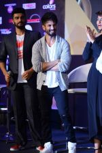 Arjun Kapoor,Shahid Kapoor at IIFA Malaysia press meet on 28th May 2015 (87)_55684715cfd53.JPG