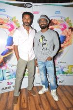Remo D Souza and Prabhudeva promote ABCD 2 on 28th May 2015