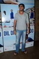 Ritesh Sidhwani at Dil Dhadakne Do screening in Mumbai on 28th May 2015