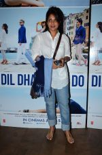 Shefali Shah at Dil Dhadakne Do screening in Mumbai on 28th May 2015 (14)_556845a9ca4de.JPG