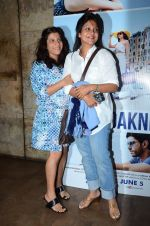 Shefali Shah,Zoya Akhtar at Dil Dhadakne Do screening in Mumbai on 28th May 2015
