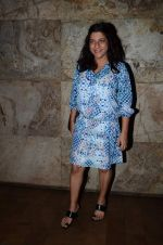 Zoya Akhtar at Dil Dhadakne Do screening in Mumbai on 28th May 2015