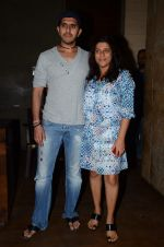 ZoyaAkhtar,Ritesh Sidhwani at Dil Dhadakne Do screening in Mumbai on 28th May 2015
