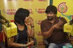 Madhavan in conversation with RJ Sangeeta at Radio Mirchi studio celebrating the success of Tanu Weds Manu Returns