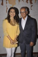 Juhi Chawla at the launch of Pizza Metro Pizza in Kemps Corner on 30th May 2015 (69)_556aea414624b.JPG