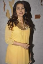 Juhi Chawla at the launch of Pizza Metro Pizza in Kemps Corner on 30th May 2015 (71)_556aea52e0208.JPG