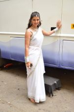 Tejaswini Pandit On location of marathi film Tu Hi Re on 30th May 2015 (30)_556aed54b2149.JPG