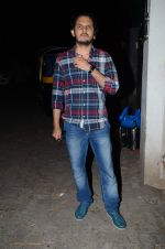 Vishesh Bhatt at Hamari Adhuri Kahani screening in Mumbai on 30th May 2015 (57)_556aef42a4d71.JPG