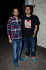 Vishesh Bhatt, Mohit Suri at Hamari Adhuri Kahani screening in Mumbai on 30th May 2015 (64)_556aedfd88c38.JPG