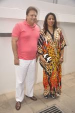 Anu Ranjan, Sashi Ranjan at Nishka and Dhruv_s wedding bash in Mumbai on 31st May 2015 (42)_556c4f74e4895.JPG