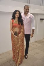 Bhagyashree at Nishka and Dhruv_s wedding bash in Mumbai on 31st May 2015 (222)_556c4f8e213bb.JPG