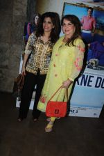 Bina Aziz, Zarine Khan at Honey Irani screening of Dil Dhadakne Do in Mumbai on 31st May 2015 (31)_556c466cf09c9.JPG
