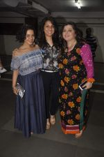 Chitrashi Rawat, Munisha Khatwani, Delnaz at Munisha Khatwani_s debut play as producer premiere in Mumbai on 31st May 2015 (20)_556c498cd008b.JPG