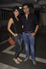 Karan mehra, Nisha Rawal at Munisha Khatwani_s debut play as producer premiere in Mumbai on 31st May 2015 (12)_556c494f425b9.JPG