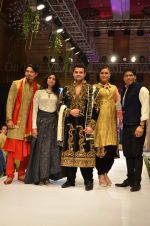 Mimoh Chakraborty walks for Riyaz Gangji Show  on 31st May 2015