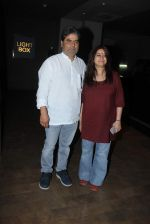 Vishal Bharadwaj, Rekha Bharadwaj at Honey Irani screening of Dil Dhadakne Do in Mumbai on 31st May 2015 (30)_556c4778c8d9d.JPG