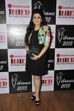 Archana Kochhar at INIFD show in Mumbai on 1st June 2015 (5)_556d537c21d9a.JPG