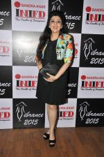 Archana Kochhar at INIFD show in Mumbai on 1st June 2015