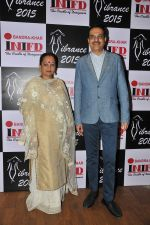 Bharat and Dorris at INIFD show in Mumbai on 1st June 2015 (79)_556d5488d23c5.JPG