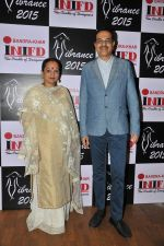 Bharat and Dorris at INIFD show in Mumbai on 1st June 2015 (80)_556d5489a654b.JPG