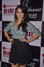 Hrishitaa Bhatt at INIFD show in Mumbai on 1st June 2015
