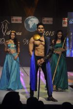 at INIFD show in Mumbai on 1st June 2015