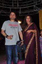 Vidya Balan, Mohit Suri at Hamari Adhuri Kahani promotions in Mumbai on 2nd June 2015 (29)_556ea78957e35.JPG