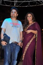 Vidya Balan, Mohit Suri at Hamari Adhuri Kahani promotions in Mumbai on 2nd June 2015 (35)_556ea78c72890.JPG