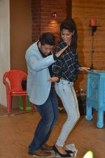 Aishwarya Sakhuja at Nach Baliye season 7 photo shoot on 3rd June 2015 (24)_55702a37078a9.JPG