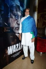 Amitabh Bachchan at Wazir Trailer Launch at PVR juhu on 3rd June 2015