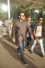 Anil Kapoor return from Dil Dhadakne Do Promotions on 3rd June 2015