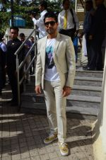 Farhan Akhtar at Wazir Trailer Launch at PVR juhu on 3rd June 2015