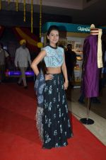 Geeta Basra at the launch of first look & trailer of Second Hand Husband on 3rd June 2015 (163)_55701f26cdaf2.JPG