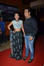 Geeta Basra at the launch of first look & trailer of Second Hand Husband on 3rd June 2015 (166)_55701f28ad8a7.JPG