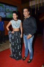 Geeta Basra at the launch of first look & trailer of Second Hand Husband on 3rd June 2015 (167)_55701f294fa76.JPG