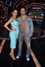 Malaika Arora Khan, Varun Dhawan at India