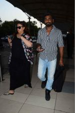 Remo D Souza snapped at domestic airport on 3rd June 2015