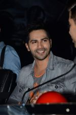 Varun Dhawan at India