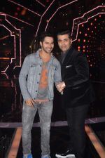 Varun Dhawan, Karan Johar at India