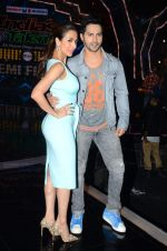 Varun Dhawan,Malaika Arora Khan at India