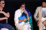 Vidhu Vinod Chopra, Amitabh Bachchan, Farhan Akhtar at Wazir Trailer Launch at PVR juhu on 3rd June 2015 (27)_556fe99db71f4.JPG