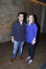 Adnan Sami at lightbox for Dil Dhadakne Do Screening in Mumbai on 4th June 2015