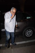 Boney Kapoor leave for IIFA on 4th June 2015