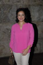 Divya Dutta at lightbox for Dil Dhadakne Do Screening in Mumbai on 4th June 2015